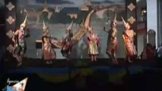 Somapa Thai Dance Company Rabum Thepbunterng