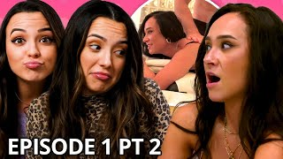 The Worst First Date Ever | Twin My Heart w/ The Merrell Twins Season 2 EP 1 Pt 2