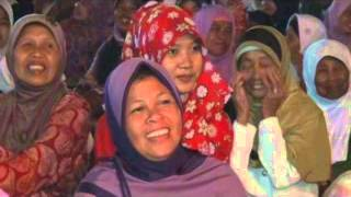 Ceramah Agama KH. Malik Sanusi Di Alun-Alun Rambipuji Jember Part 01