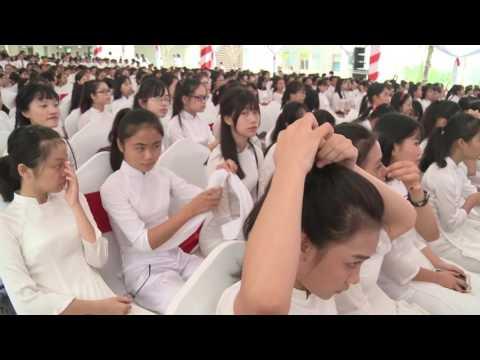 Sự kiện khánh thành trường THPT Chuyên Bắc Ninh, 22/08/2016, Him Lam Land