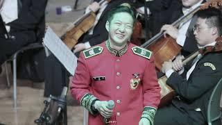191007 비투비(BTOB) 이창섭 원주 국군교향악단 초청 연주회 - 그리워하다