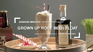 Root Beer Float Recipe for Adults