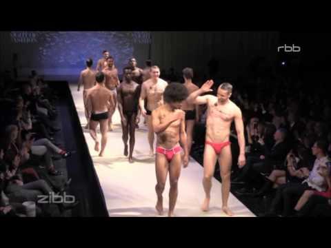 Fashionweek Berlin: Männermode für die Hose unter der Hose
