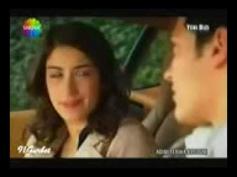 Fariha and Amir Kissing