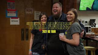 Jelly Roll - Work In Progress Tour Announcement - Official Video