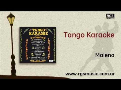 Tango Karaoke - Malena