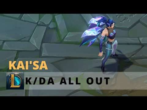 KDA All Out Kaisa - League Of Legends