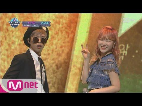 [AKMU - RE-BYE] KPOP TV Show L M COUNTDOWN 160519 EP.474