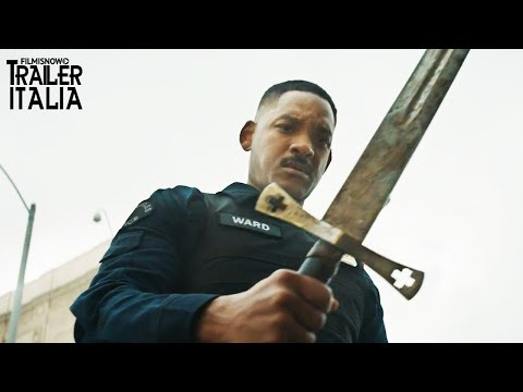 BRIGHT | Trailer italiano del film sci-fi con Will Smith