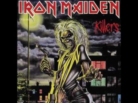 Iron Maiden - Killers (1981) Full Album HQ