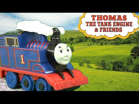 Thomas And Friends Turbo Flip Thomas From Fisher Price Youtube