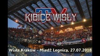 Wisła Kraków - Miedź Legnica, 27.07.2018 (doping)