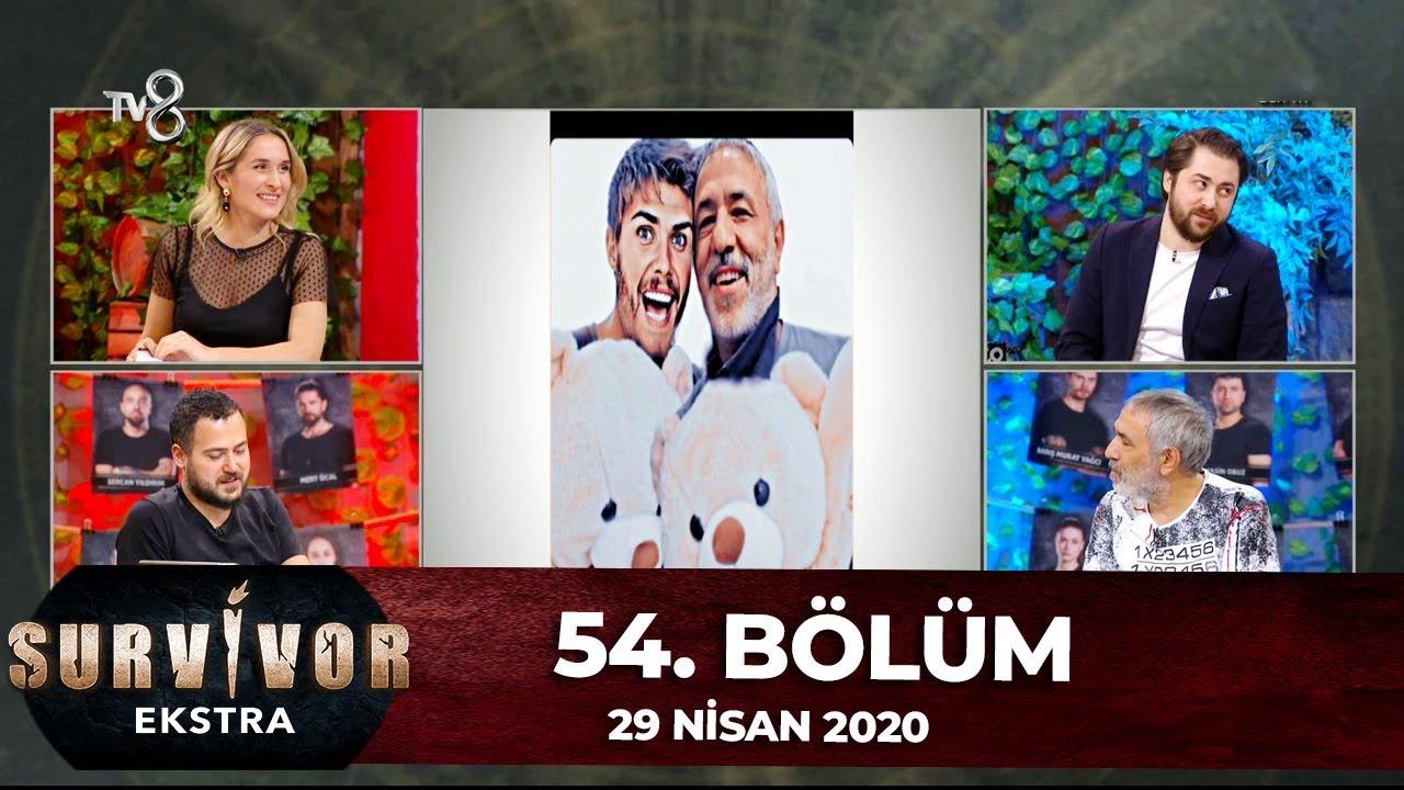 Survivor Ekstra 54. Bölüm | 29 Nisan 2020
