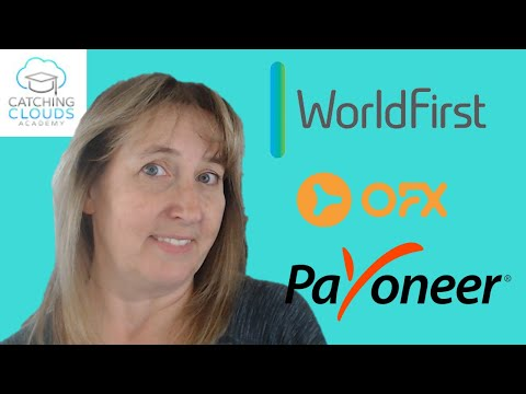 WorldFirst OFX Payoneer | Global Bank Solutions for Ecommerce Sellers