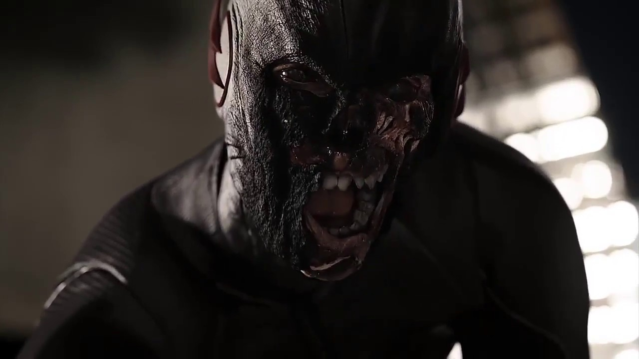 The Flash vs Black Flash Music Video - YouTube