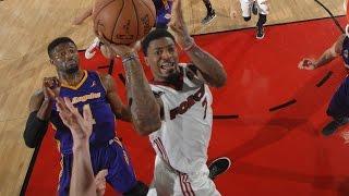 Patrick Miller 2017 NBA D-League Showcase Highlights