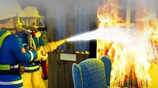 Sam le Pompier francais | La grande fête de Pontypandy | Épisode Complet