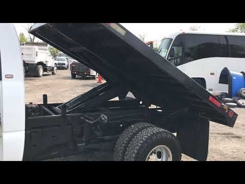 Lewis Motor Company 2012 Ford F 450 Crew Cab Utility Truck 4x4 For Sale On Ebay Youtube