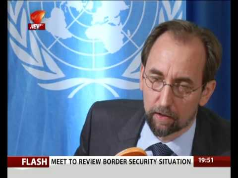 UN High Commissioner for human rights slams Trump