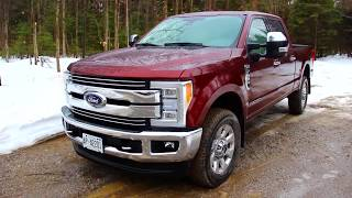 2017 Ford F-350 6.7L Diesel Fuel Economy Test - CTKC Quick Hits
