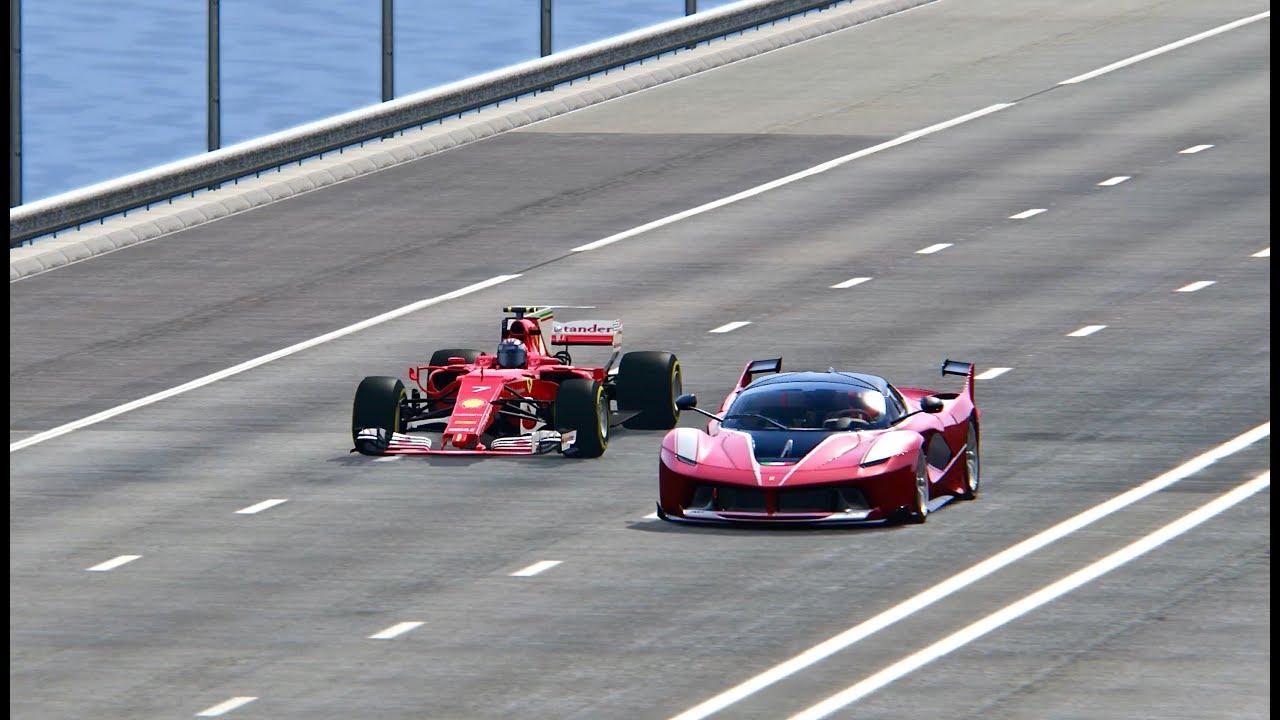 Ferrari 599xx top speed