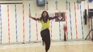 Gabru Ready To Mingle dance by Ahana Roy