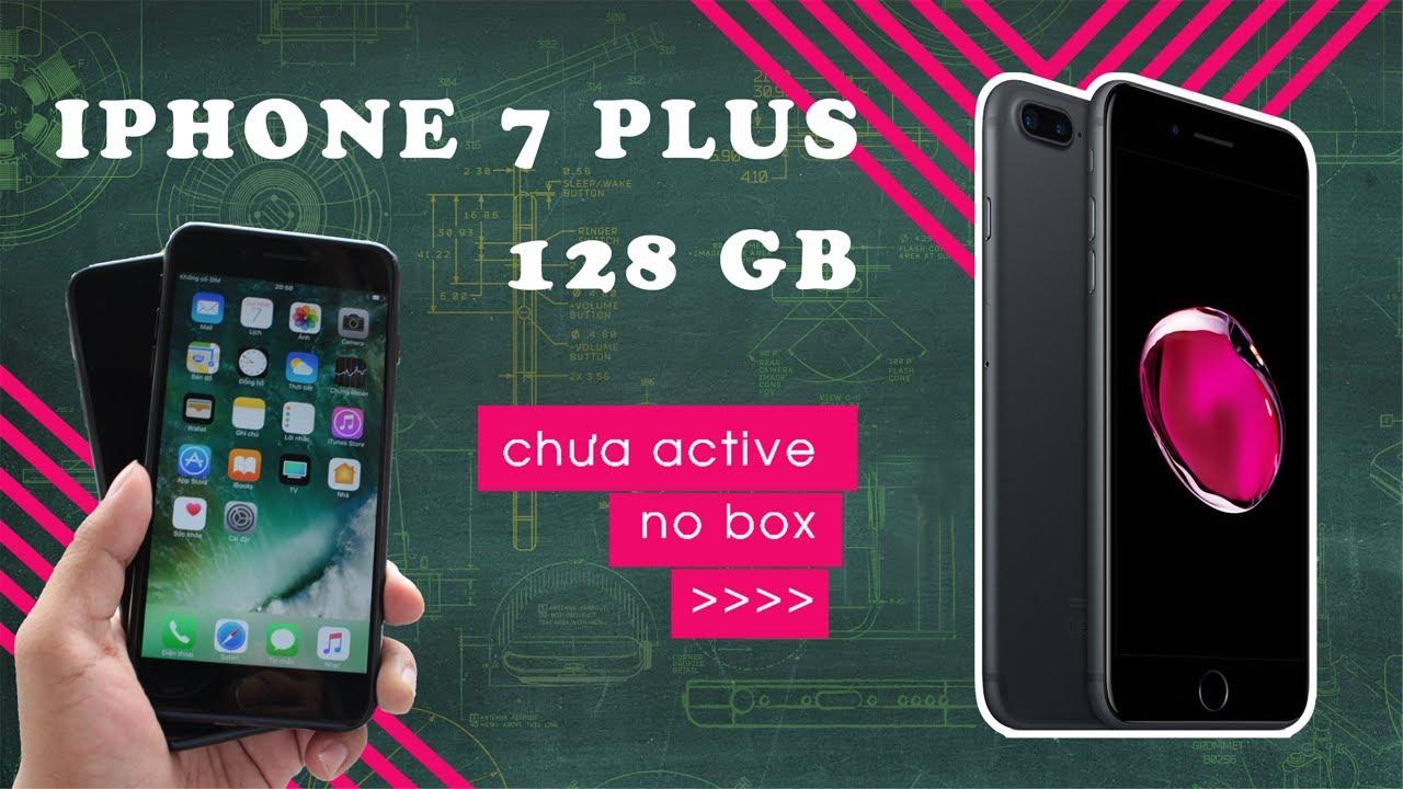 Đức Huy Mobile | iPhone 7 Plus 128GB chưa active là gì? vì sao lại bán ra ở dạng nobox