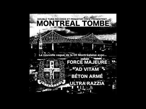 VA - MONTREAL TOMBE [CANADA - 2021]