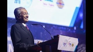 Malaysia won't use nuclear power, says Dr M