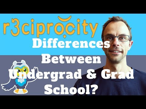 What Is The Difference Between A Graduate And Undergraduate Degree? – Masters & PhD Versus Bachelors