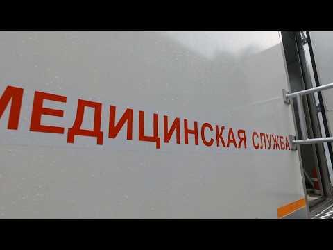 Рентгеномобиль на базе ГАЗЕЛЬ НЕКСТ