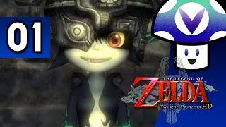 [Vinesauce] Vinny - Zelda: Twilight Princess HD (part 1) + Art!
