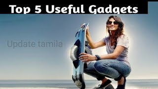Top 5 AMAZING SCIENCE GADGETS INVENTION in 2018 | YOU CAN BUY IN ONLINE STORE[2018-Tamil]