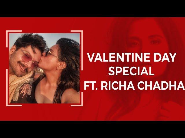 Valentine Week Day 2020 | Richa Chadha REVEALS how her FIRST KISS with Ali Fazal happened