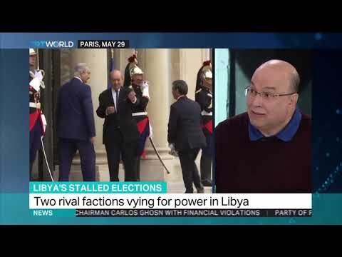 LIBYA'S STALLED ELECTIONS: Interview with Mansour El Kikhia