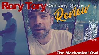 Rory Tory Camping Wood Stove