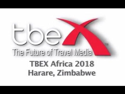 TBEX Africa 2018 Zimbabwe - Pauline Ndlovu, Zimbabwe Tourism Authority