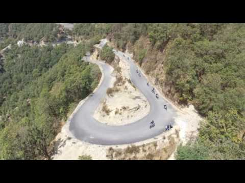 Ride to George Everest