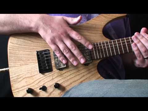 Guitar Lesson: How to make your guitar sound like a helicopter