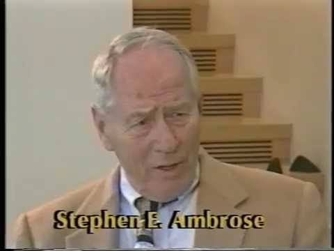 Interview with Stephen E. Ambrose