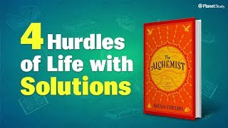 The Alchemist Book Summary | Life lessons for students | Follow your Passion