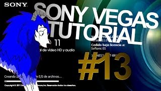 || Tutorial Sony Vegas - Effect #13 {red eyes} ||