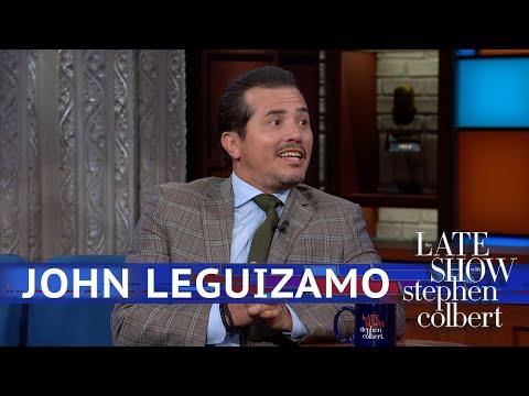 John Leguizamo Says Trump Makes Him So Angry, He Gets Horny
