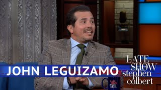 John Leguizamo Says Trump Makes Him So Angry, He Gets Horny