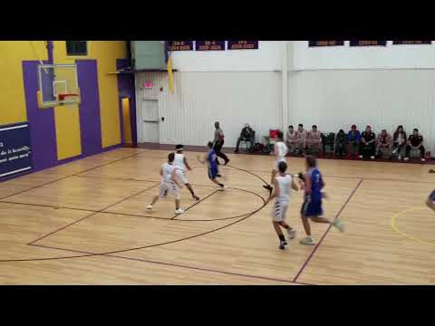 Alex Morrison Wade Christian Academy junior highlights