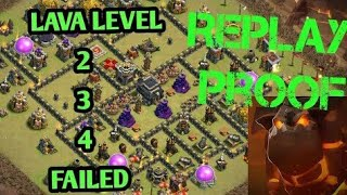 BEST TH9 WAR BASE | LAVA LEVEL 2, 3, 4 FAILED |CLASH OF CLANS| ANTI EVERYTHING