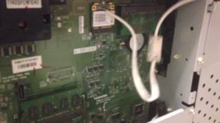 Toshiba Estudio wireless  antenna install