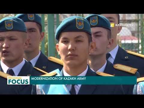 Digital Army 2020 program has been developed in Kazakhstan