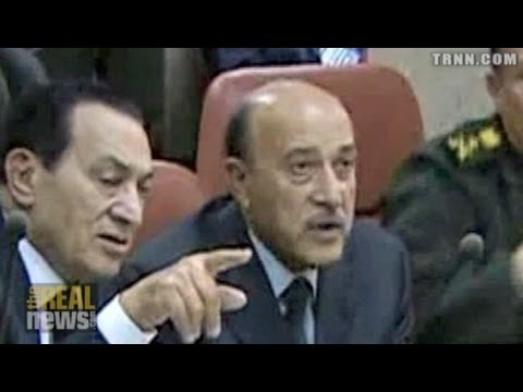 Military Backs Mubarak's Former Spy Chief Omar Suleiman for President