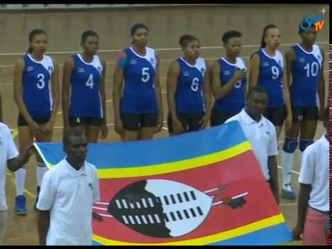 Swaziland Volleyball Association learnt a lot from from other nations